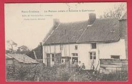 Mons Crotteux - La Maison Natale D'Antoine Le Guérisseur - 1910 ( Voir Verso ) - Mons