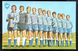 BOSNIA HERZEGOVINA FOOTBALL FK ZELJEZNICAR SARAJEVO  POSTCARD - Football