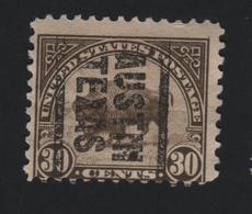 USA  721 SCOTT 569 AUSTIN TEXAS - Estados Unidos