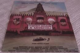 AFFICHE CINEMA ORIGINALE FILM TWIST AGAIN A MOSCOU NOIRET CLAVIER BLIER POIRE LAMOTTE 1986 MASCII - Affiches & Posters