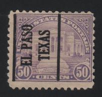 USA  720 SCOTT 570 EL PASO TEXAS - Estados Unidos