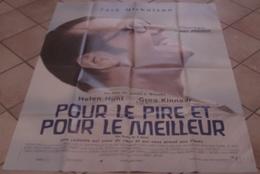 AFFICHE CINEMA ORIGINALE FILM POUR LE PIRE ET POUR LE MEILLEUR NICHOLSON Helen HUNT James BROOKS 1997 TBE - Affiches & Posters