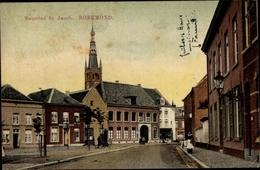 Cp St. Jacob Roermond Limburg Niederlande, Straßenpartie, Kirche - Non Classés