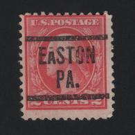 USA  679 SCOTT 406 EASTON PA - Estados Unidos