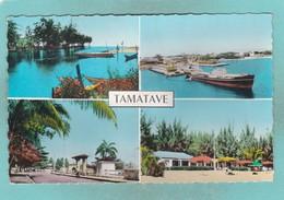 Old Post Card Of Tamatave,Toamasina, Madagascar,R83. - Madagascar