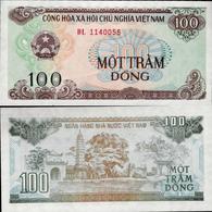 Vietnam 1991 - 100 Dong - Pick 105 UNC - Viêt-Nam
