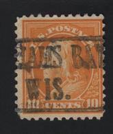 USA  762 SCOTT 510 BAYHAMS WIS - Etats-Unis