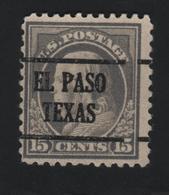 USA  715 SCOTT 514 EL PASO TEXAS - Stati Uniti