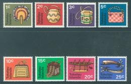 TOKELAU - MNH/** - 1971 - ART - Yv 25-32 -  Lot 18349 - Tokelau