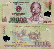 Vietnam ND (2018) - 10000 Dong - Polymer - Pick 119 UNC - Viêt-Nam