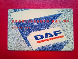 DAF Trucks  2 1/2 Guilders Mint - Netherlands
