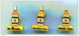 3 PINS UN RICARD  CINQ VOLUMES SI NON RIEN / 33NAT - Beverages