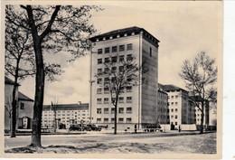 SS - Kaserne München, Stempel Waffen - SS, 9. Battr./ SS - Artillerie - Ers.- Rgt. - Weltkrieg 1939-45
