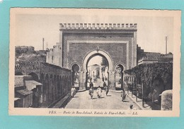 Old Post Card Of Fes, MoroccoR83. - Fez