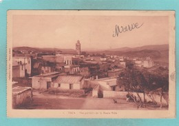 Old Post Card Of Taza, Fes, Morocco R83. - Fez
