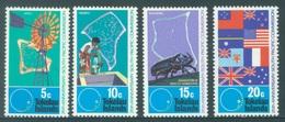 TOKELAU - MNH/** - 1972 - 25th ANNIV. SOUTH PACIFIC COMMISSION - Yv 33-36 -  Lot 18350 - Tokelau