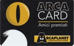 Gift Card Italy Arcaplanet - Gift Cards