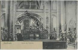 Innsbruck - Hofkirche Ca. 1900 - Kirchen U. Kathedralen