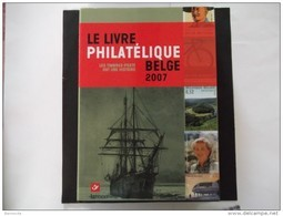 BELGIQUE - LE LIVRE PHILATELIQUE BELGE   2007  - Sans Les Timbres Vide - België
