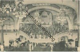 Ostende - Kursaal - Orgel - Rückseite Beschrieben - Kirchen U. Kathedralen