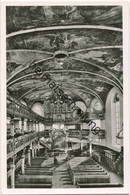 Speyer - Dreifaltigkeitskirche - Orgel - Foto-AK - Verlag Emil Karrer Speyer - Rückseite Beschrieben - Kirchen U. Kathedralen