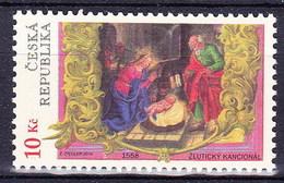 ** Tchéque République 2010 Mi 663, (MNH) - Czech Republic