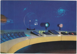 The Story Of The Earth - Deep Space Panorama Of Our Galaxy - Geological Museum, South Kensington - Geschiedenis
