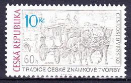 ** Tchéque République 2011 Mi 666, (MNH) - Czech Republic