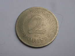 Hongrie 2  Forint  1951  Km#548    Cupronickel    TB + - Hongrie