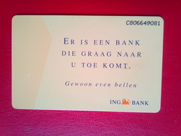 ING Bank   2 1/2 Guilders Mint - Netherlands