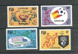 IVERT Nº461/64 ** 1982 - Fiji (1970-...)