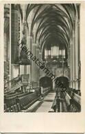 Leipzig - Thomaskirche - Orgel - Foto-AK - Verlag VEB Reprocolor Leipzig - Gel. 1954 - Kirchen U. Kathedralen