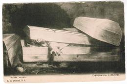 Brussel, Bruxelles, Musée Wiertz, L'inhumation Précipitée (pk52081) - Musées
