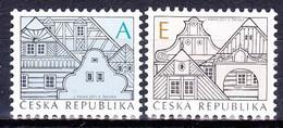 ** Tchéque République 2011 Mi 673-4, (MNH) - Czech Republic