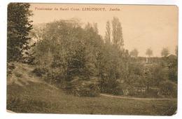 Brussel, Bruxelles, St Lambrechts Woluwe, Pensionnat Du Sacré Coeur, Lindthout, Jardin (pk52082) - St-Lambrechts-Woluwe - Woluwe-St-Lambert