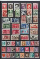 France Lot Vrac Collection De 190 Timbres Neufs - Collections