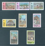 TOKELAU - MNH/** - 1976  - Yv 49-56 -  Lot 18354 - Tokelau
