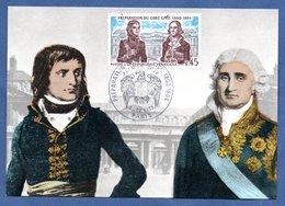 Carte Premier Jour /  Préparation Du Code Civil 1800-1804  /  Paris  / 3 Novembre 1973 - Maximum Cards