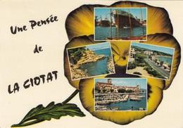CP - La Ciotat - Bouches-du-Rhône 13 - Circulé - La Ciotat