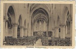 Breendonk    -    Kerkbinnenzicht - Puurs