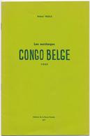 938/25 - CONGO BELGE Fascicule Les Surcharges Congo Belge 1909, Par Roland Ingels , 24 P. , 1977 , Etat NEUF - Colonias Y Oficinas Al Extrangero