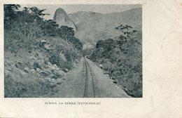BRESIL(PETROPOLIS) TRAIN - Brésil