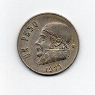 Messico - 1971 - 1 Peso - Vedi Foto - (MW1935) - Mexique