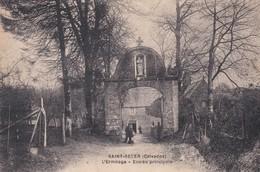 SAINT - SEVER  -  L' Ermitage  -  Entrée Principale - Autres Communes