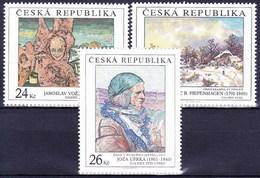 ** Tchéque République 2011 Mi 703-5, (MNH) - Czech Republic
