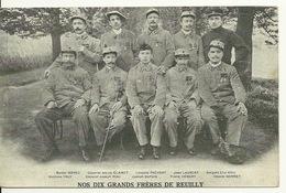 02 - REUILLY / NOS DIX GRANDS FRERES - LA FAMILLE DU RAMEAU D'OLIVIER N°10 - France