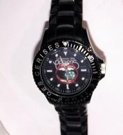 VERITABLE MONTRE LE TEMPS DES CERISES + CERTIFICAT ACHAT 2013 BIJOUTERIE PELTIER MODELE BOUCHE - Watches: Modern