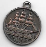 *nelson Victory 1905 Jeton - Unclassified