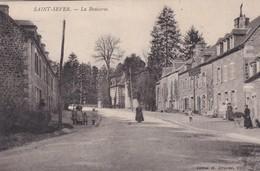 SAINT - SEVER  - La Braiserie - Autres Communes