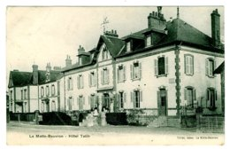 41 - B3739CPA - LAMOTTE BEUVRON - Hotel TATIN - Très Bon état - LOIR-ET-CHER - Lamotte Beuvron